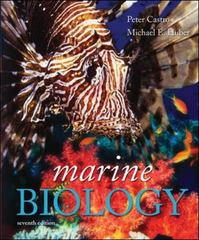 Marine Biology 7th edition 9780077221249 0077221249