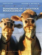 Handbook of Livestock Management 4th Edition 9780131189331 0131189336