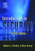 Introduction to Security 7th Edition 9780750676007 0750676000