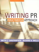 Writing PR 1st Edition 9780801333378 0801333377