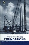 Analysis and Design of Shallow and Deep Foundations 1st edition 9780471431596 0471431591