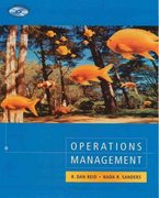 Operations Management 1st edition 9780471320111 0471320110