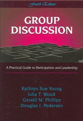 Group Discussion 4th Edition 9781577664758 1577664752