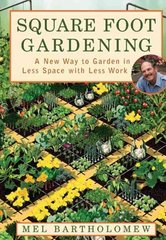 Square Foot Gardening 2nd edition 9781579548568 1579548563
