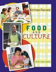 Food and Culture 5th edition 9780495115410 049511541X