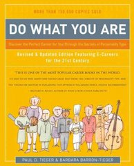Do What You Are 4th Edition 9780316167260 0316167266