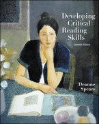 Developing Critical Reading Skills 7th edition 9780072982909 007298290X