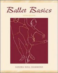 Ballet Basics 5th Edition 9780072557145 0072557141