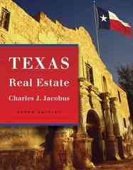 Texas Real Estate 10th edition 9780324650228 0324650221