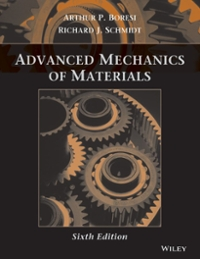 Advanced Mechanics of Materials 6th edition 9780471438816 0471438812