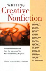 Writing Creative Nonfiction 0 9781884910500 1884910505