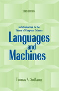 Languages and Machines 3rd edition 9780321322210 0321322215