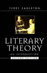 Literary Theory 2nd Edition 9780816612512 081661251X