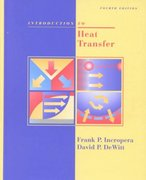 Introduction To Heat Transfer 4th edition 9780471386490 0471386499