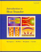 Introduction to Heat Transfer 5th Edition wtih IHT/FEHT 3.0CD with User Guide Set 5th edition 9780470055533 0470055537