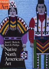 Native North American Art 1st Edition 9780192842183 0192842188