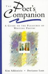 The Poet's Companion 1st edition 9780393316544 0393316548