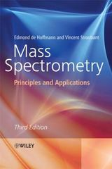 Mass Spectrometry 3rd edition 9780470033111 0470033118