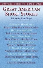 Great American Short Stories 1st Edition 9780486114675 0486114678