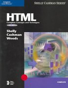 HTML: Complete Concepts and Techniques, Third Edition 3rd edition 9780619255022 0619255021