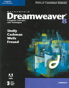 Macromedia Dreamweaver 8: Complete Concepts and Techniques 1st edition 9781418859923 1418859923