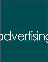Essentials of Contemporary Advertising 2nd edition 9780073380971 0073380970