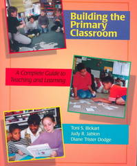 Building the Primary Classroom 1st Edition 9781879537385 1879537389