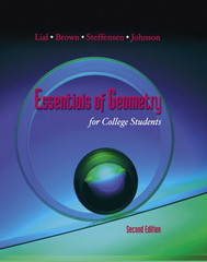 Essentials of Geometry for College Students 2nd edition 9780201748826 0201748827