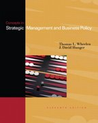 Concepts in Strategic Management and Business Policy 11th edition 9780132323192 0132323192