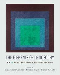 The Elements of Philosophy 0 9780195335422 0195335422