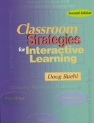 Classroom Strategies for Interactive Learning 2nd edition 9780872072848 0872072843