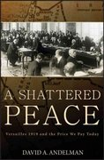 A Shattered Peace 1st edition 9780471788980 0471788988