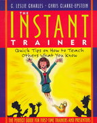 Instant Trainer 1st Edition 9780070119581 0070119589