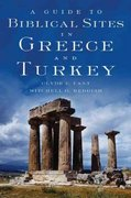 A Guide to Biblical Sites in Greece and Turkey 0 9780195139181 0195139186
