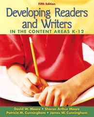 Developing Readers and Writers in the Content Areas 5th edition 9780205494743 0205494749