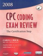 CPC Coding Exam Review 2008 1st edition 9781416037118 141603711X