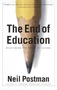 The End of Education 0 9780679750314 0679750312