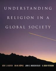 Understanding Religion in a Global Society 1st Edition 9780534559953 0534559956