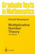 Multiplicative Number Theory 3rd edition 9780387950976 0387950974