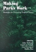 Making Parks Work 2nd edition 9781559639057 1559639059