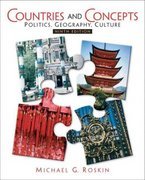 Countries and Concepts 9th edition 9780132432559 0132432552