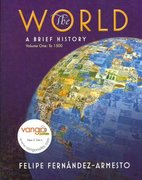 The World 1st edition 9780136008873 0136008879