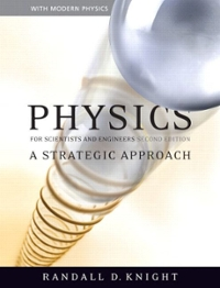 Physics for Scientists and Engineers: A Strategic Approach with Modern Physics (chs 1-42) 1st edition 9780805389609 0805389601