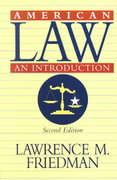 American Law 2nd Edition 9780393972733 0393972739