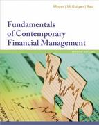 Fundamentals of Contemporary Financial Management (with Thomson ONE, Business School Edition) 2nd edition 9780324406368 0324406363