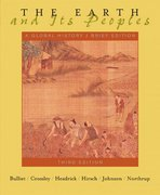 The Earth and Its Peoples 3rd edition 9780618471140 0618471146