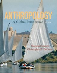 Anthropology 6th edition 9780132381512 0132381516