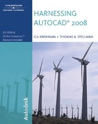 Harnessing AutoCAD 2008 1st edition 9781428311565 1428311564