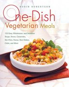 One-Dish Vegetarian Meals 0 9781558323704 1558323708