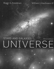 Universe 3rd edition 9780716795612 0716795612